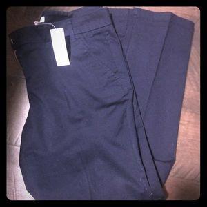 Women's Slacks. Cropped length